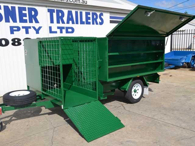 Lawn Mower Trailers