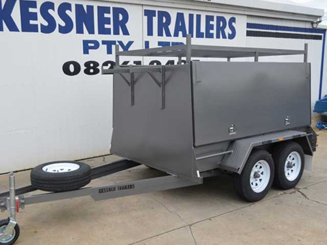 Tradesman & Tool Box Trailers