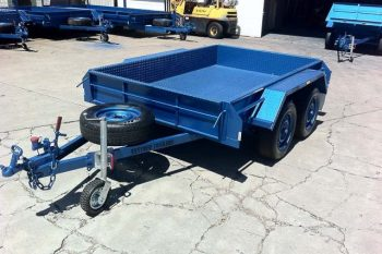 Kessner Rolled Body Trailer